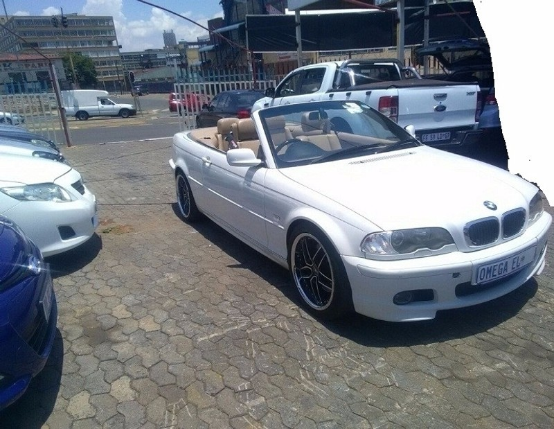 used bmw 3 series 330i ci convertible a t e46 for sale in gauteng id 2757716. Black Bedroom Furniture Sets. Home Design Ideas