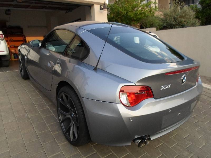 Used Bmw Z4 Coupe 3 0si For Sale In Gauteng Cars Co Za Id 2758678