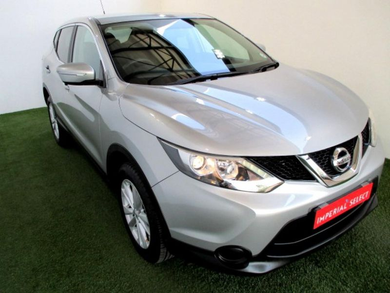 used nissan qashqai 1 2t visia for sale in gauteng id 2759238. Black Bedroom Furniture Sets. Home Design Ideas