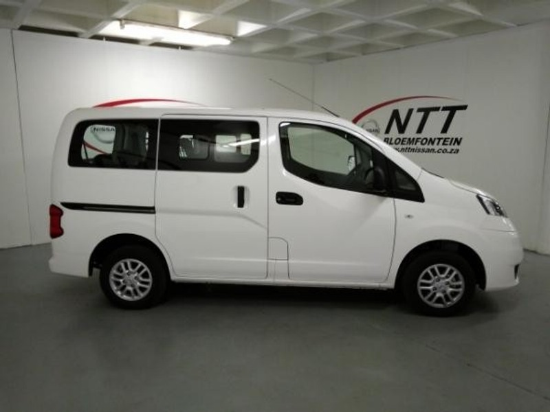 Used Nissan Nv200 1 6i Visia 7 Seater For Sale In Free