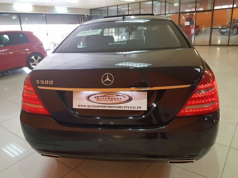 Used mercedes benz s class s 500 for sale in gauteng for 2010 mercedes benz s500 for sale