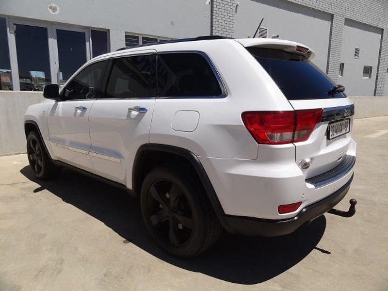 used jeep grand cherokee v6 crd overland for sale in gauteng id 2760074. Black Bedroom Furniture Sets. Home Design Ideas