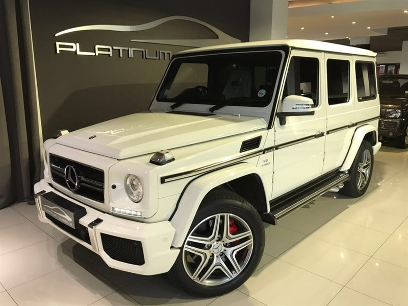 used mercedes benz g class g63 amg for sale in gauteng id 2760110. Black Bedroom Furniture Sets. Home Design Ideas