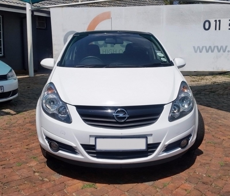 used opel corsa 1 4 sport colour edition 3dr for sale in gauteng id 2760410. Black Bedroom Furniture Sets. Home Design Ideas