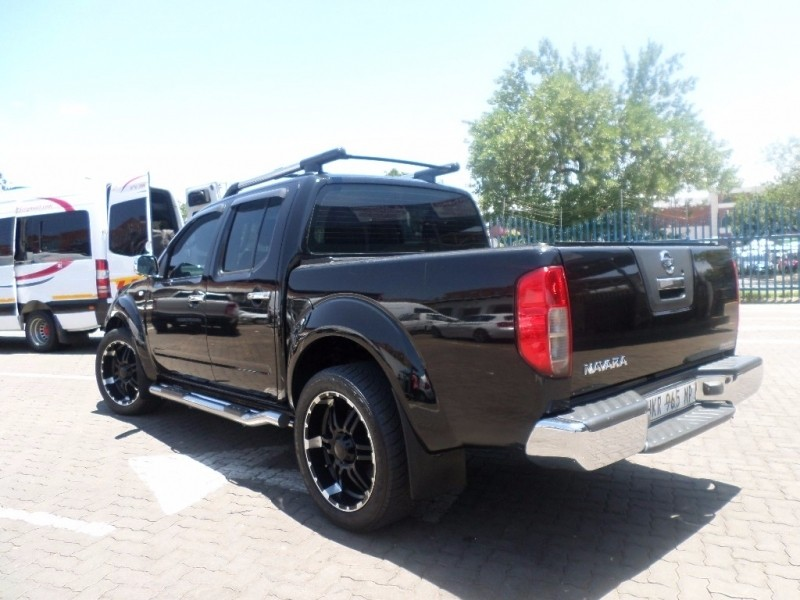 used nissan navara 4 0l v6 d can for sale in gauteng id 2760766. Black Bedroom Furniture Sets. Home Design Ideas