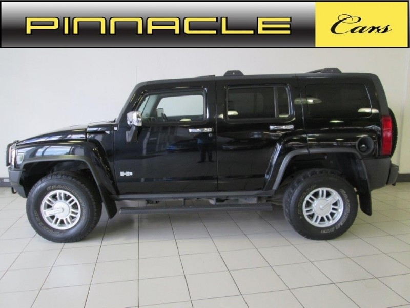 used hummer h3 luxury auto for sale in gauteng id 2761338. Black Bedroom Furniture Sets. Home Design Ideas