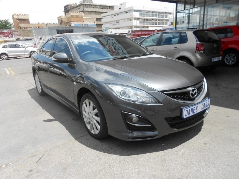 used mazda 6 2 0 active for sale in gauteng id 2761352. Black Bedroom Furniture Sets. Home Design Ideas