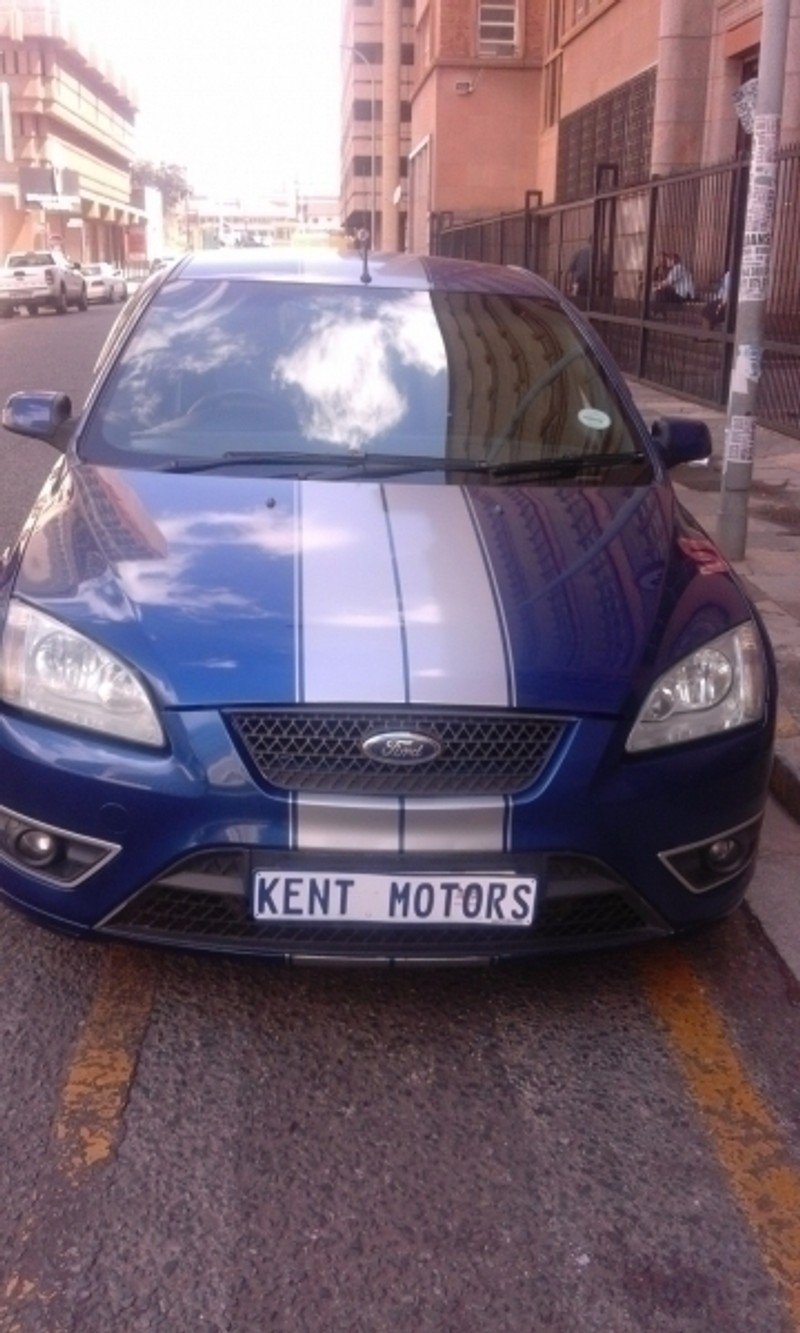 used ford focus 2 5 st for sale in gauteng id 2761626. Black Bedroom Furniture Sets. Home Design Ideas