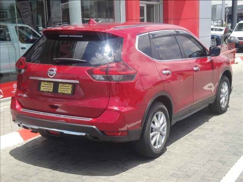 used nissan x trail visia 7s for sale in gauteng id 2761738. Black Bedroom Furniture Sets. Home Design Ideas