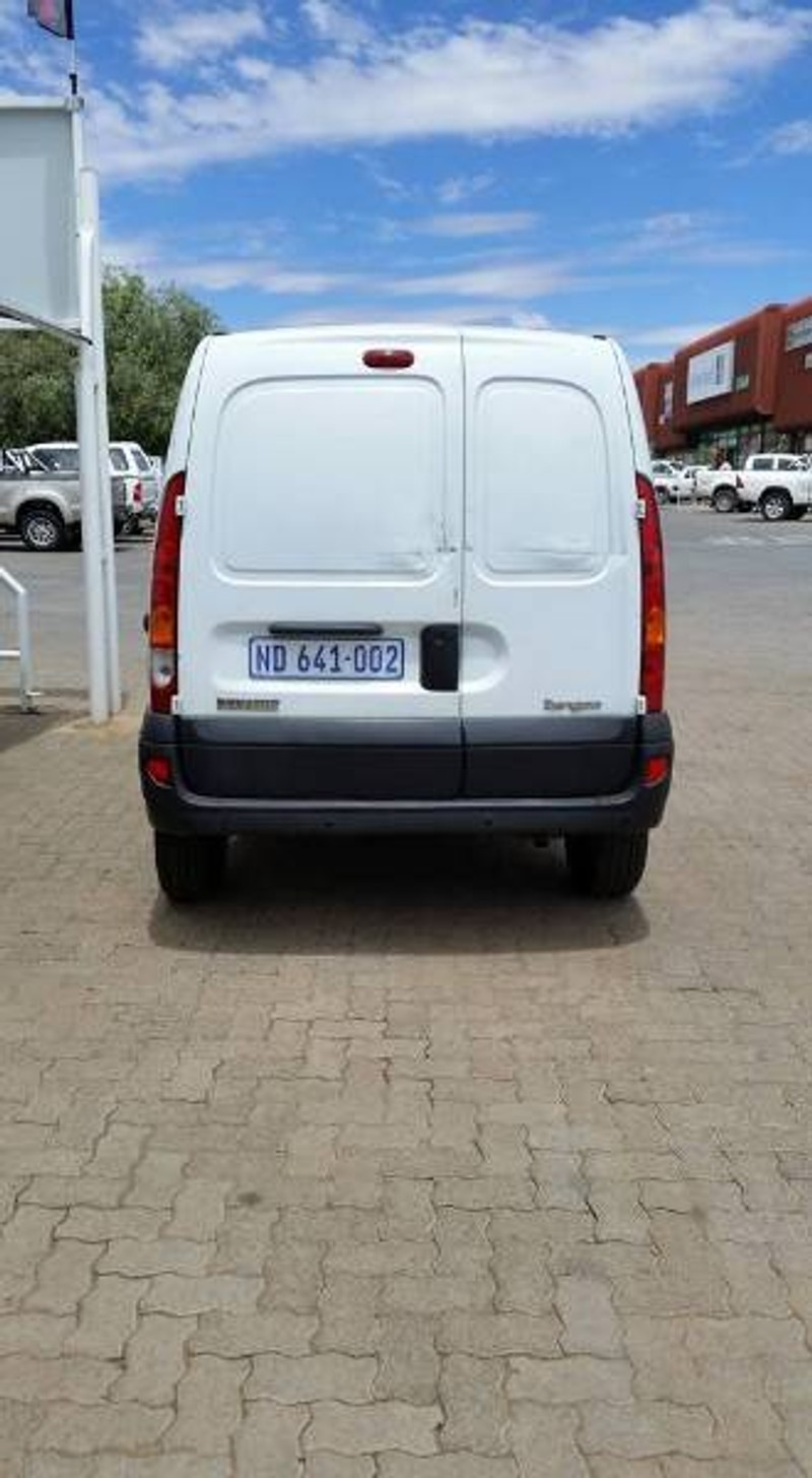 used renault kangoo 1 4 express f c p v for sale in free state id 2762344. Black Bedroom Furniture Sets. Home Design Ideas