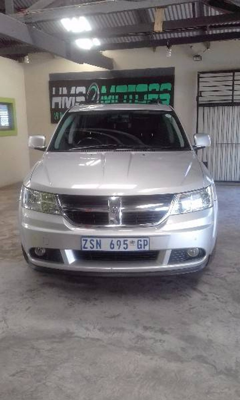 used dodge journey 2 7 rt a t for sale in gauteng id 2762360. Black Bedroom Furniture Sets. Home Design Ideas