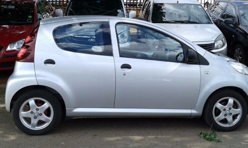 used peugeot 107 trendy for sale in gauteng id 2763030. Black Bedroom Furniture Sets. Home Design Ideas