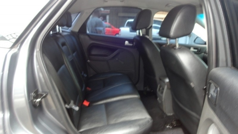 Used Ford Focus 1 6 Sport Leather Interior 2007 Model For