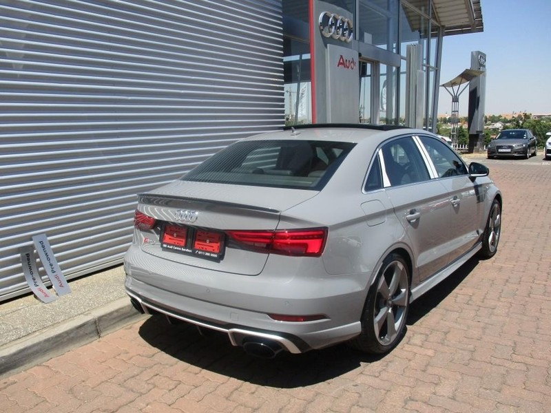 used audi rs3 2 5 stronic for sale in gauteng id 2763378. Black Bedroom Furniture Sets. Home Design Ideas