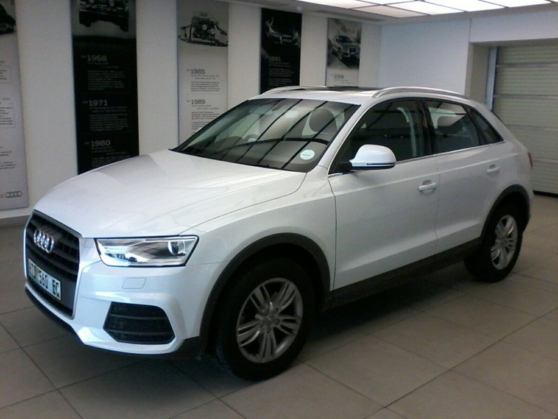 2016 audi q3 for sale gauteng 11
