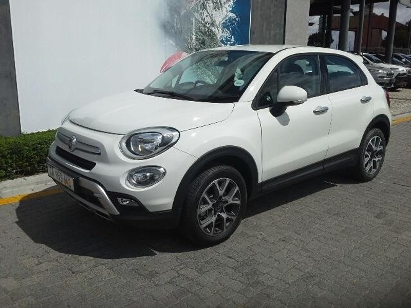 used fiat 500x 1 4t cross ddct for sale in western cape id 2763704. Black Bedroom Furniture Sets. Home Design Ideas