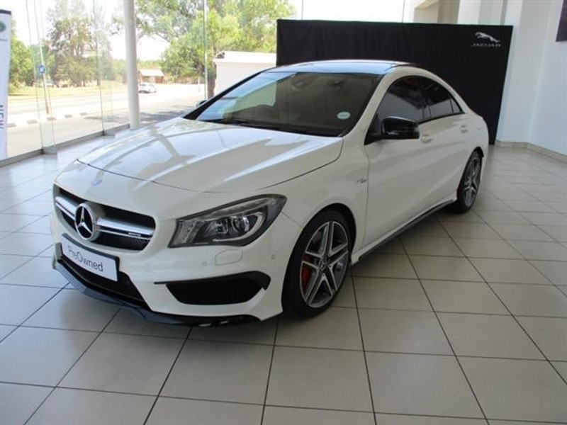 used mercedes benz cla class cla45 amg for sale in gauteng id 2763782. Black Bedroom Furniture Sets. Home Design Ideas