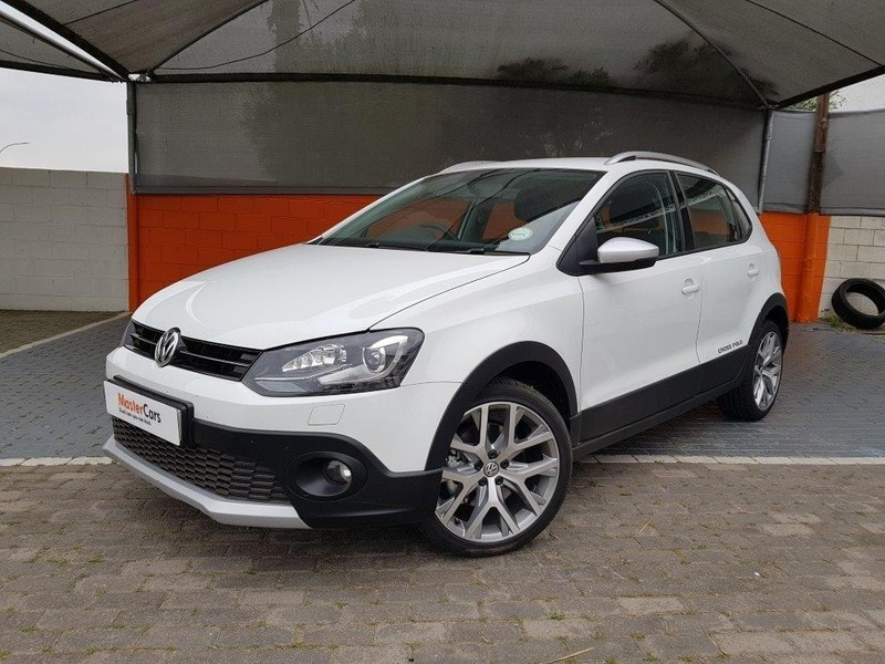 used volkswagen polo cross 1 2 tsi for sale in western cape id 2764186. Black Bedroom Furniture Sets. Home Design Ideas