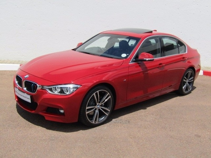 Used Bmw 3 Series 330d M Sport Auto For Sale In Gauteng