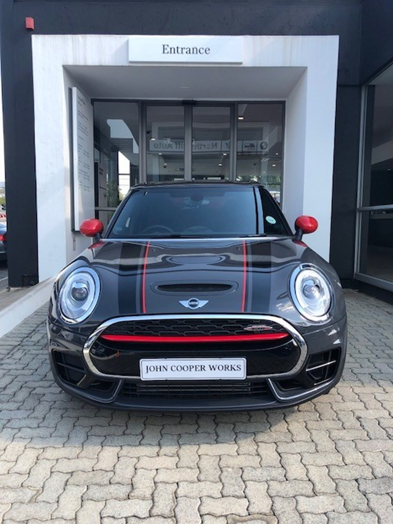 Used mini cooper jcw clubman auto for sale in gauteng for Tilting motor works dealers