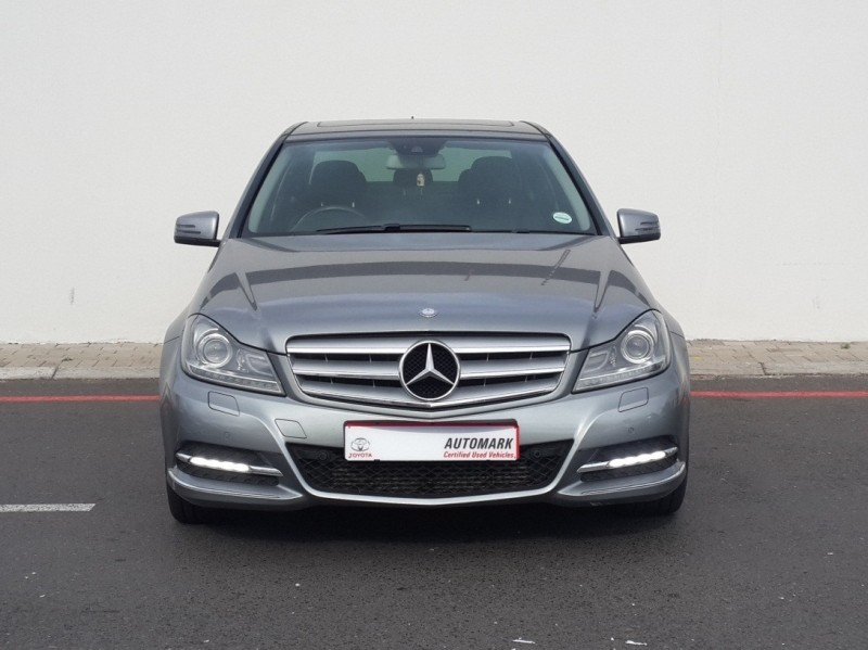 Used Mercedes Benz C Class C200 Cdi Classic A T For Sale