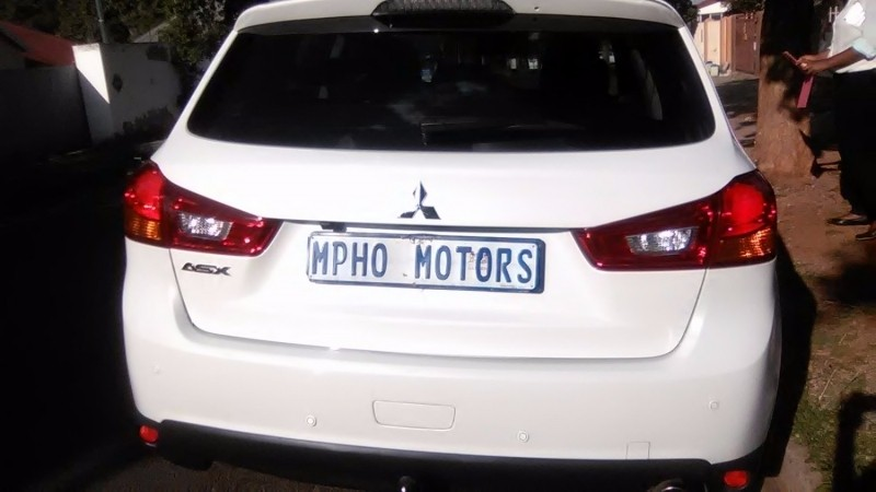 Used mitsubishi asx 2 0 5dr gl for sale in gauteng cars for Mitsubishi motors near me