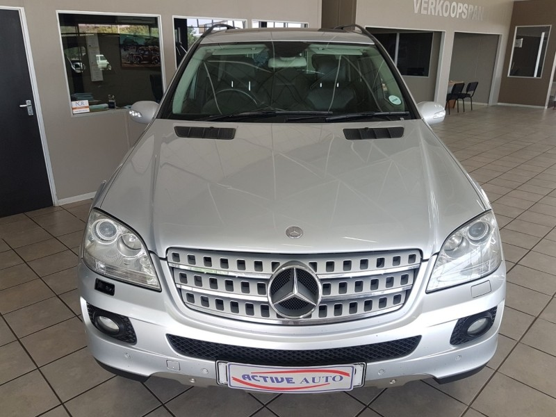Used mercedes benz m class ml 500 a t for sale in gauteng for Fred martin mercedes benz