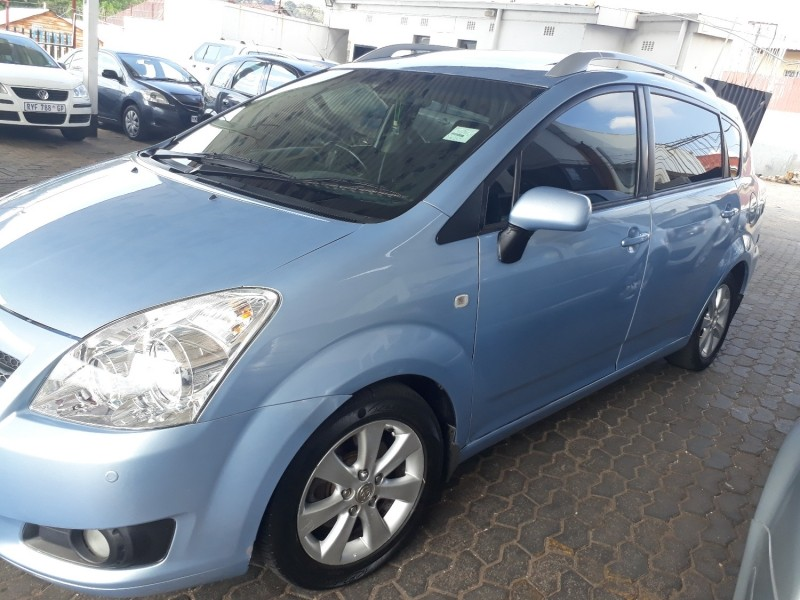 used toyota corolla verso 1800 for sale in gauteng id 2766900. Black Bedroom Furniture Sets. Home Design Ideas