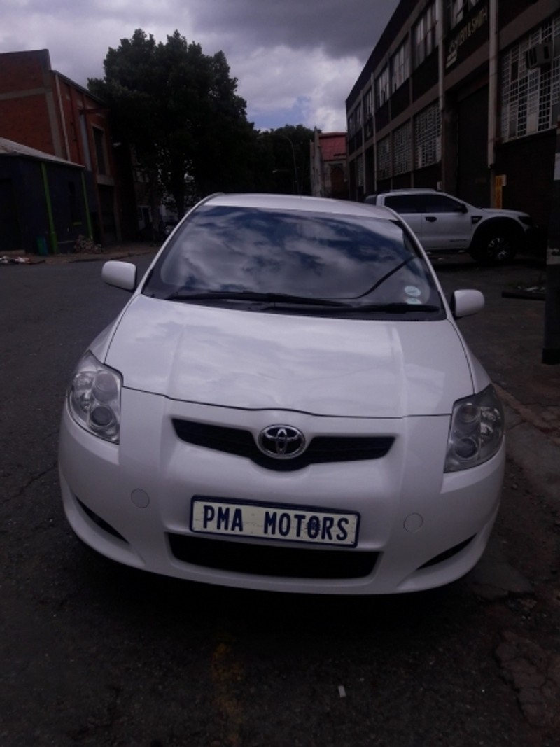 used toyota auris 1 6 rs auto for sale in gauteng id 2767834. Black Bedroom Furniture Sets. Home Design Ideas