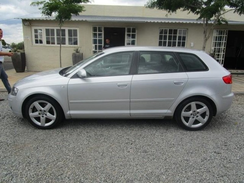 used audi a3 sportback fsi ambition for sale in gauteng id 2768754. Black Bedroom Furniture Sets. Home Design Ideas