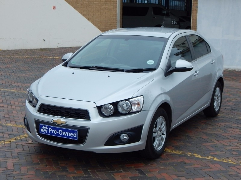 used chevrolet sonic 1 6 ls a t for sale in kwazulu natal id 2769006. Black Bedroom Furniture Sets. Home Design Ideas