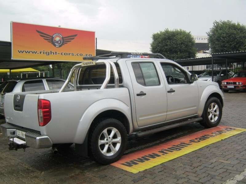 used nissan navara 4 0 v6 4x4 p u d c for sale in gauteng id 2769166. Black Bedroom Furniture Sets. Home Design Ideas