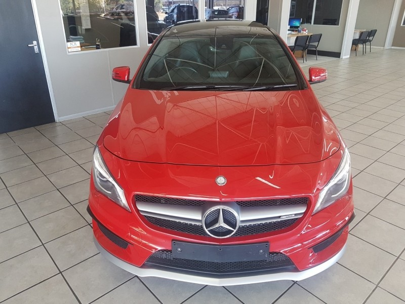 used mercedes benz cla class cla45 amg for sale in gauteng id 2769842. Black Bedroom Furniture Sets. Home Design Ideas