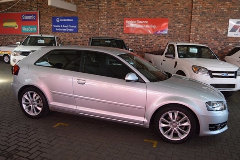 used audi a3 1 8 tfsi ambition s tronic for sale in gauteng id 2770186. Black Bedroom Furniture Sets. Home Design Ideas