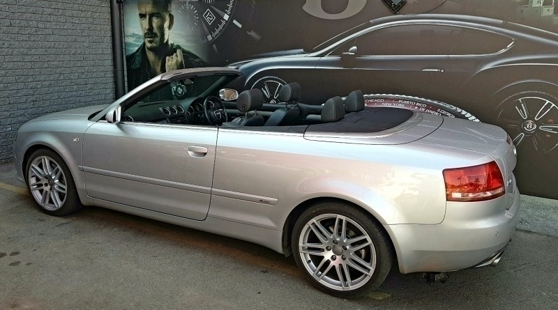 used audi a4 fsi cabriolet multi for sale in gauteng. Black Bedroom Furniture Sets. Home Design Ideas