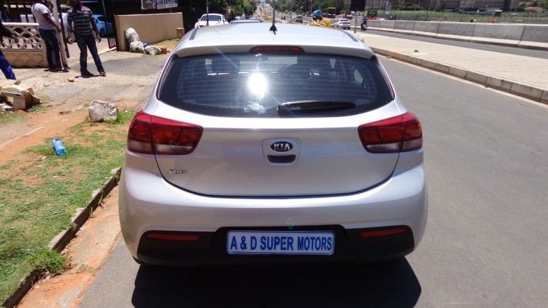 Used Kia Rio 1 2 5dr For Sale In Gauteng Id