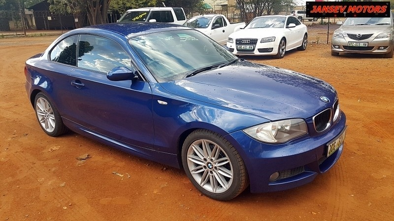 used bmw 1 series 120d coupe for sale in north west. Black Bedroom Furniture Sets. Home Design Ideas