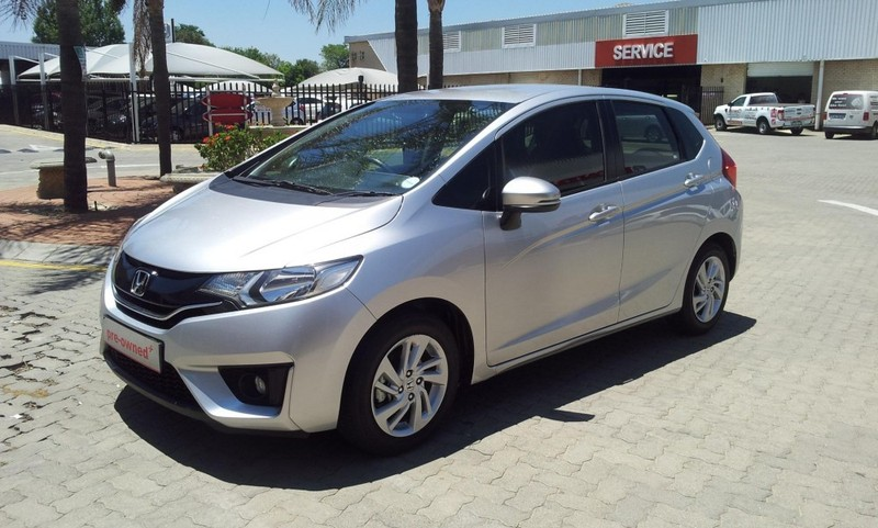Used Honda Jazz 1.5 Elegance CVT for sale in Gauteng ...