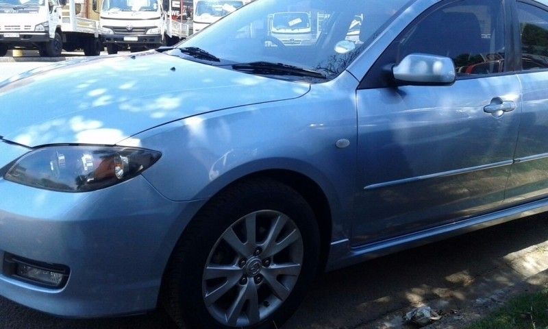 used mazda 3 1 6 dynamic for sale in gauteng id 2771534. Black Bedroom Furniture Sets. Home Design Ideas