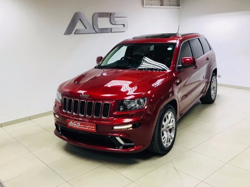 used jeep grand cherokee srt8 new shape fully loaded 49000kms for sale in gauteng. Black Bedroom Furniture Sets. Home Design Ideas