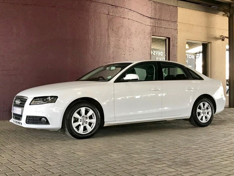 used audi a4 2 0 tdi ambition b8 for sale in gauteng. Black Bedroom Furniture Sets. Home Design Ideas