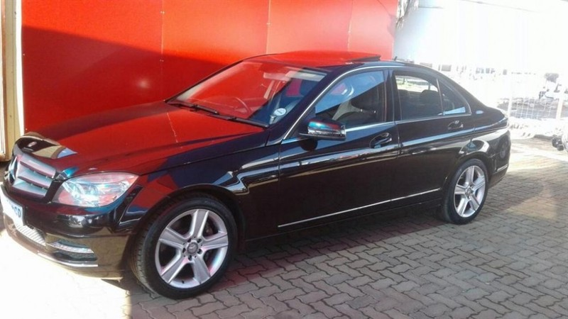 Used mercedes benz c class c350 avantgarde a t for sale in for Mercedes benz c300 a1 service