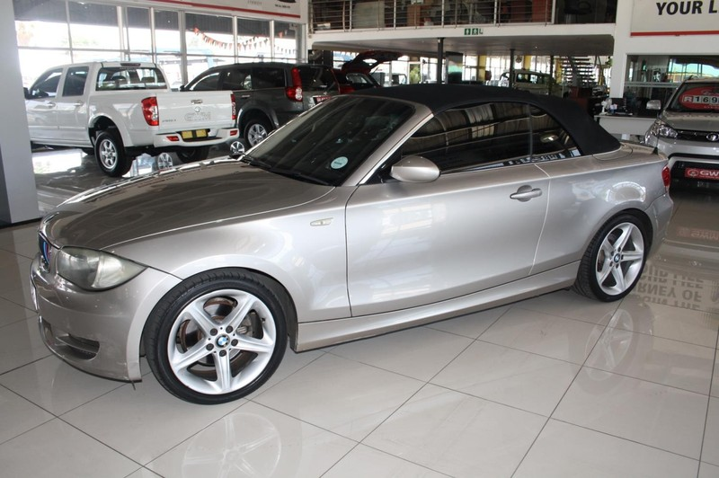 used bmw 1 series 125i convertible a t for sale in gauteng id 2772432. Black Bedroom Furniture Sets. Home Design Ideas