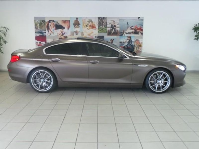 used bmw 6 series 640i gran coupe for sale in gauteng id 2772584. Black Bedroom Furniture Sets. Home Design Ideas