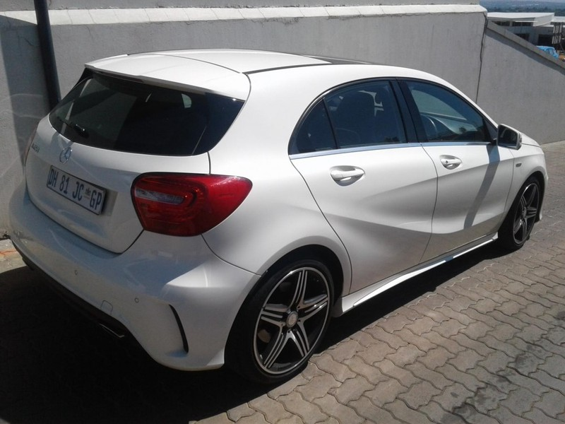 Used mercedes benz a class a 250 sport a t for sale in for Mercedes benz a250 sport for sale