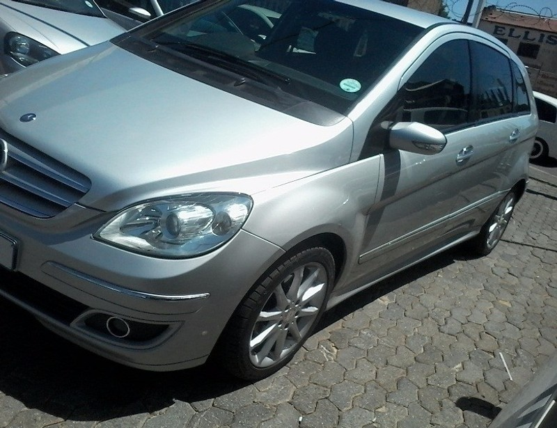 Used Mercedes Benz B Class B 200 Auto For Sale In Gauteng