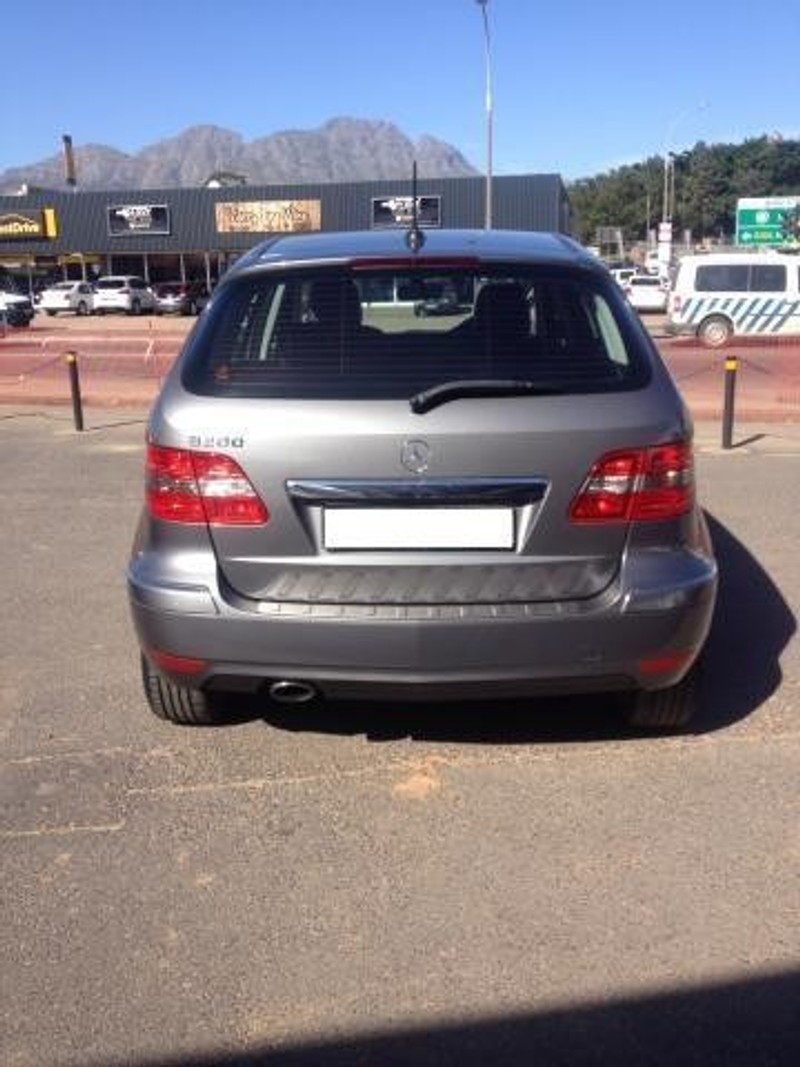 Used mercedes benz b class b 200 a t for sale in western for Used mercedes benz a class for sale