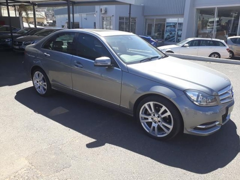 used mercedes benz c class c250 cdi be avantgarde a t for sale in western cape id. Black Bedroom Furniture Sets. Home Design Ideas
