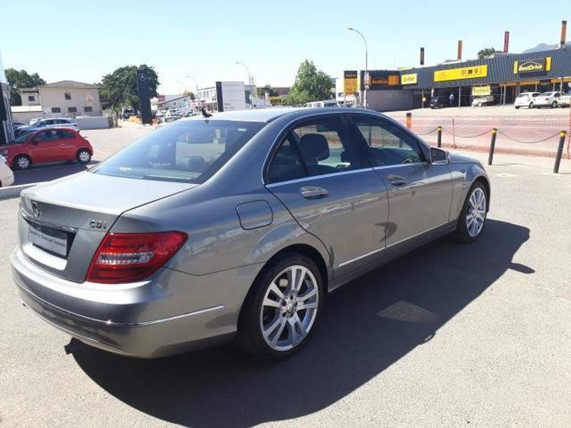 Used mercedes benz c class c250 cdi be avantgarde a t for for Netstar 5 mercedes benz