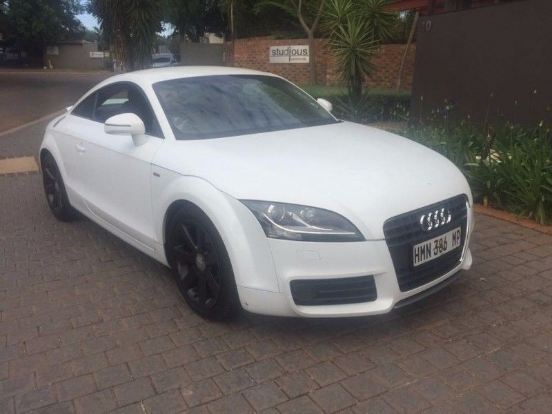 used audi tt fsi coupe for sale in gauteng id 2777452. Black Bedroom Furniture Sets. Home Design Ideas